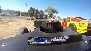 Jason Philpot Racing, Ukiah Speedway Fall Classic Limited Modifieds 10/21/18 (JawsGear.com)