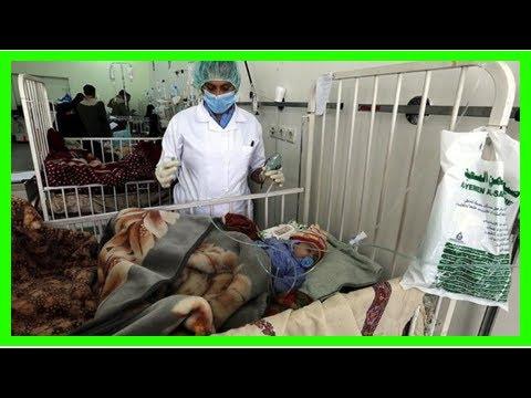 Suspected cholera cases in yemen surpass 960,000: who