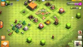 El Primer Videooo! Clash Of Clans #1