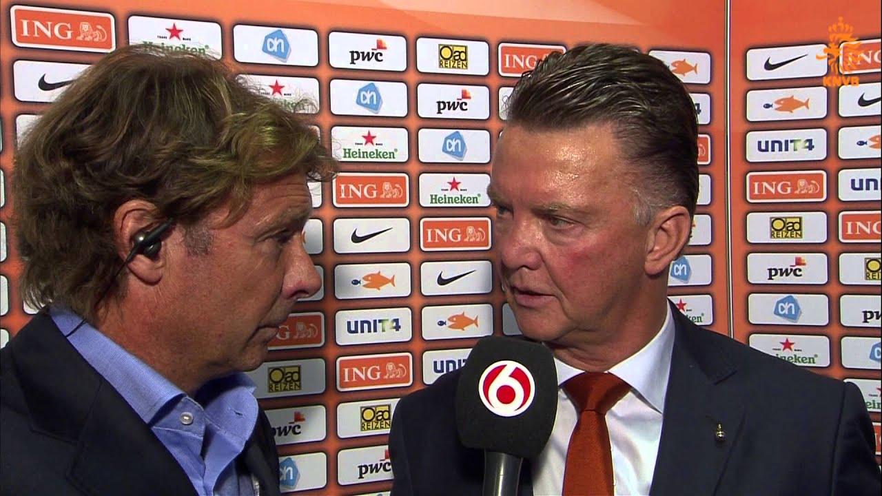 Interview Van Gaal Na Portugal