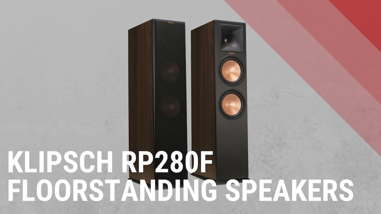 Klipsch RP280F Reference Premier Floorstanding Speakers - Quick look