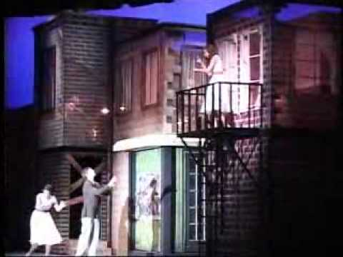 West Side Story - Maria - and-  Tonight -in ASL