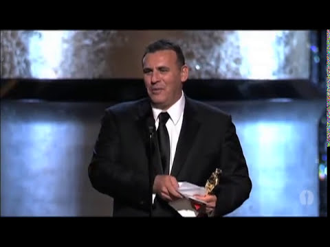 The Departed Wins Best Picture: 2007 Oscars