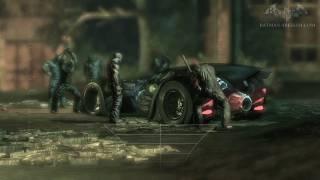 Batman: Arkham Asylum - Walkthrough - Chapter 9 - The Batmobile