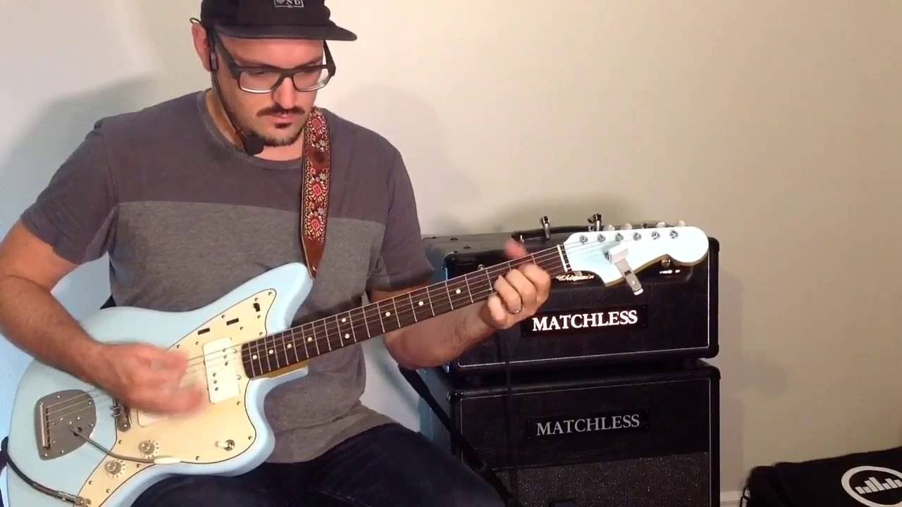 mjt jazzmaster novak jm wr pickups rothstein guitars wiring kit fenderparts pickguard youtube [ 1280 x 720 Pixel ]