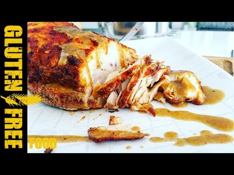 Slow Cooker Spicy Turkey Breast - Gluten Free Recipe