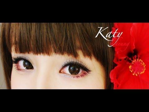 Summer Red Hot Makeup♥
