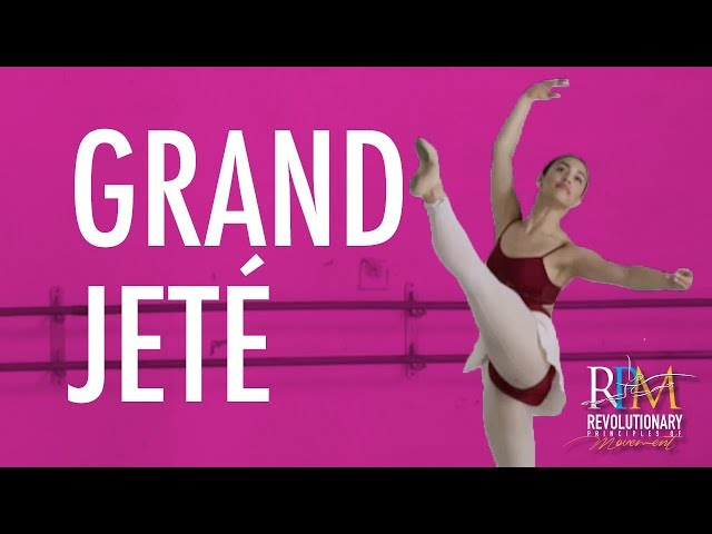 Different Types Of Grand Jete