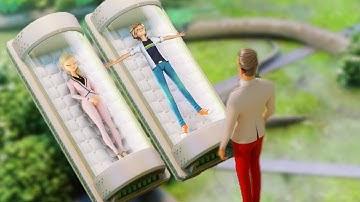 Adrien found Emily Agreste COFFIN ?!!!