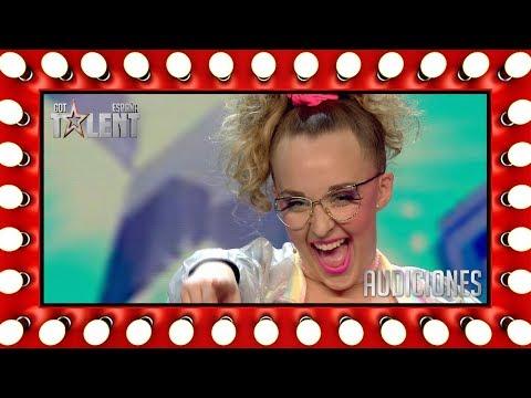 La Loli le declara su amor a Risto Mejide | Audiciones 7 | Got Talent España 2018