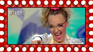 She came to propose marriage to one of the judges | Auditions 7 | Spain's Got Talent 2018