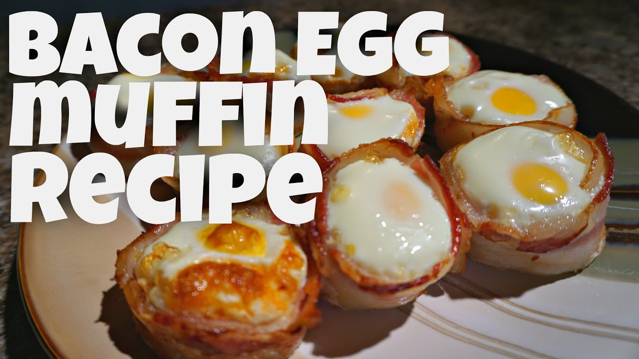 Keto Egg And Bacon Bites Ketogenic Recipes Quick And Easy
