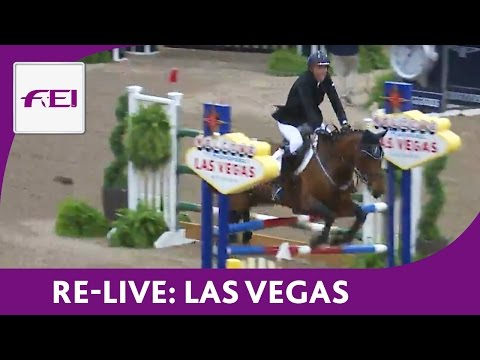 Re-Live | Las Vegas | Longines FEI World Cup™ Jumping 2016/17 NAL | Winning Round Jumper Classic