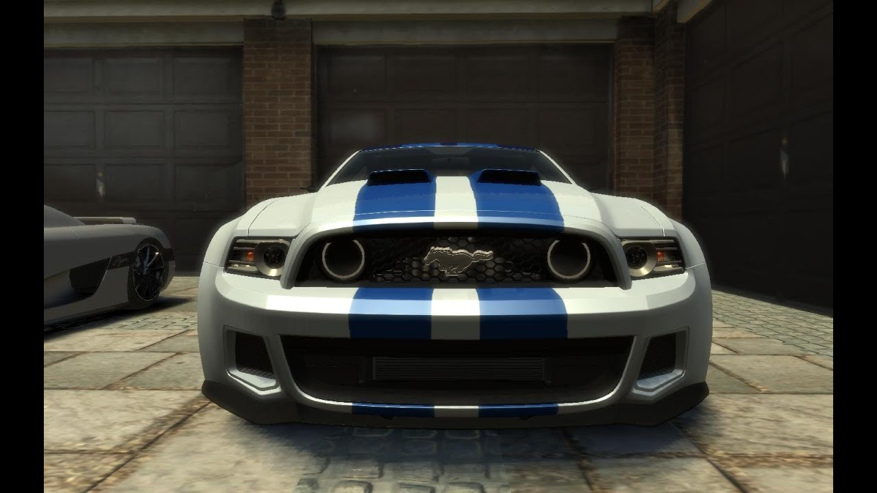 2014 Ford Mustang Gt Need For Speed Edition Gta Iv
