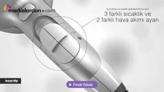 Braun Satin Hair 5 Saç Kurutma Makinesi