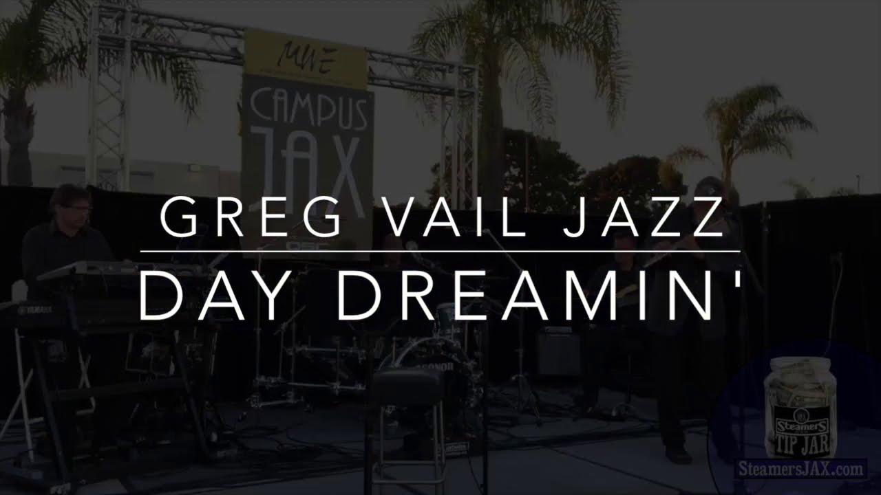 Greg Vail Jazz Day Dreamin' Latin Flute