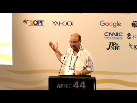 APNIC44 - Technical Operations 1