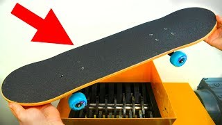 SHREDDING SKATEBOARD! AMAZING VIDEO!