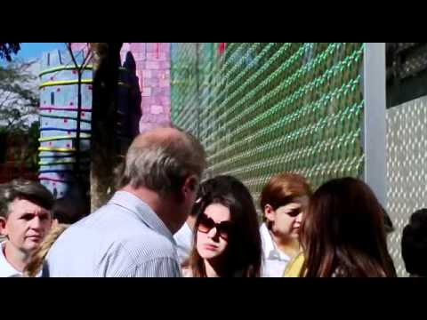 Cinema 4d em Goiania - inauguração com o prefeito