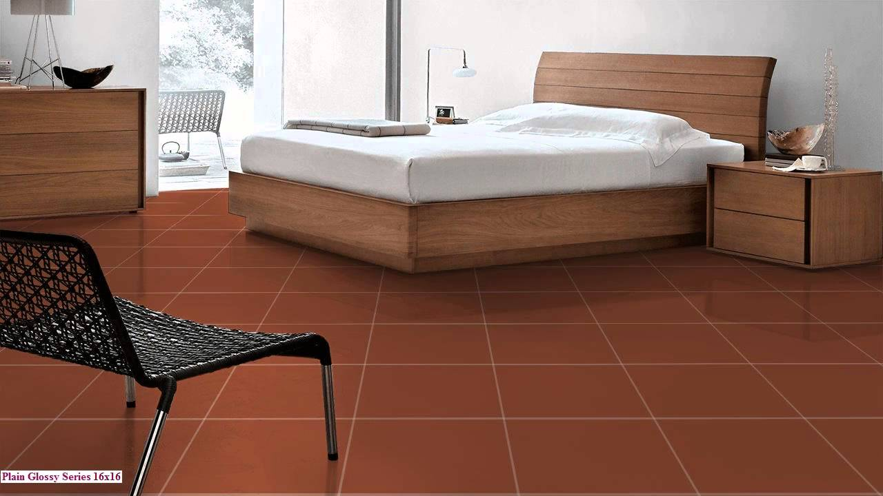 Collection of bedroom floor tiles youtube for Bedroom designs tiles