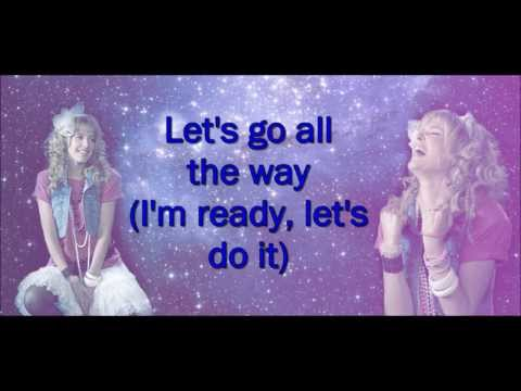 ♦ Sandcastles In The Sand - Robin Sparkles (Lyrics) ♦