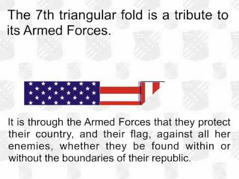how-to-fold-the-flag
