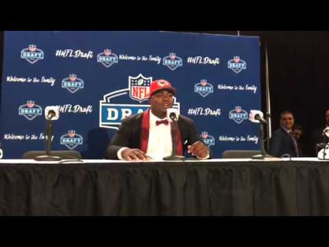 Chris Jones Kansas City Chiefs NFL 2nd Round Draft Pick Interview P1 #NFLDraft