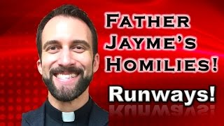 Father Jayme's Homily - 2nd Sunday of Advent (Year C)