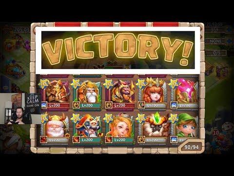 JT's Free 2 Play Explaining Lost Battlefield New Teams Castle Clash