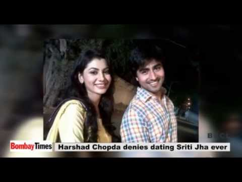 Harshad chopra dating sriti jha