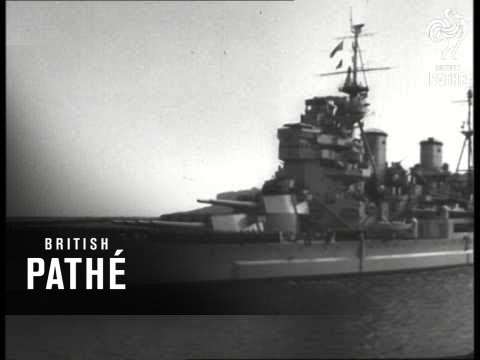 British Home Fleet Exercises (1948)
