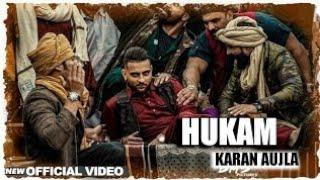 Hukum Karan Aujla | Official Full Video | New Punjabi Song 2020 | Karan Aujla New Song 2020 Hukum
