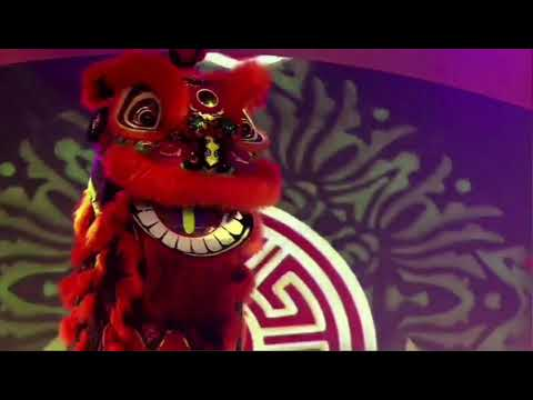 Singapore Chinese New Year Chinatown Light-Up Performances 2021 - Lion Dance and Ending