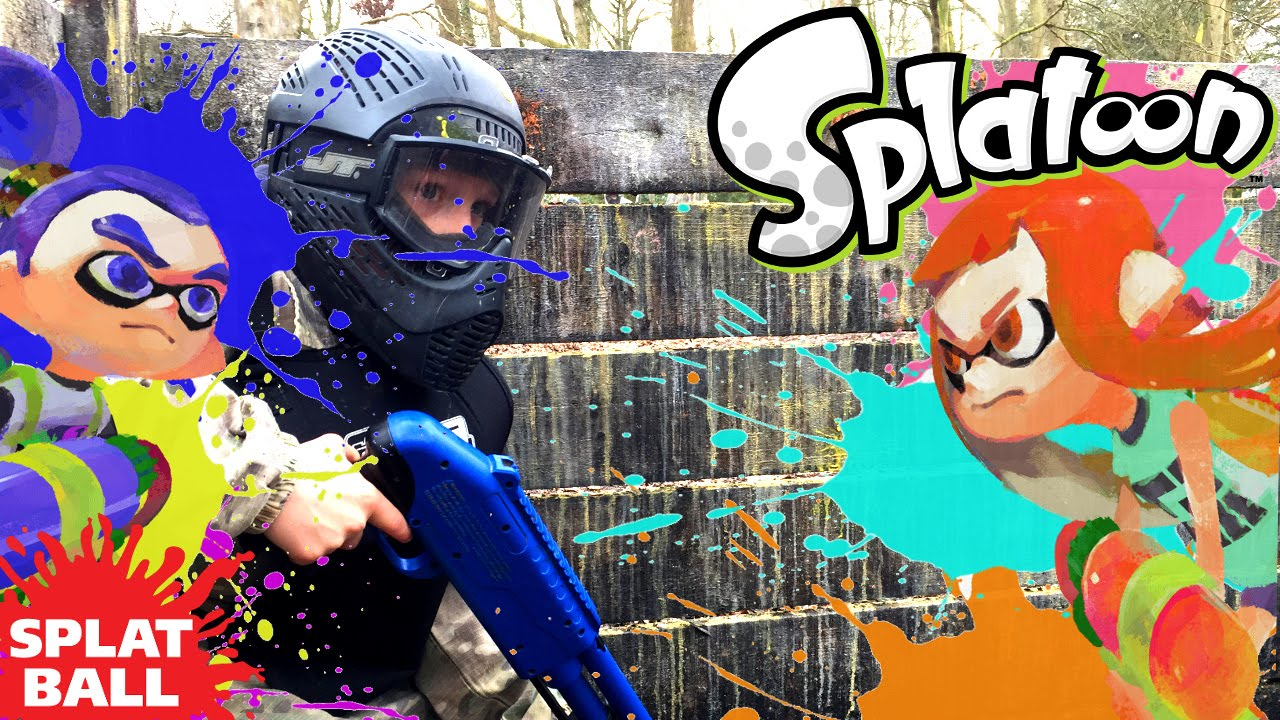 Splatoon Creates Tactical Inky Play For Families – AskAboutGames