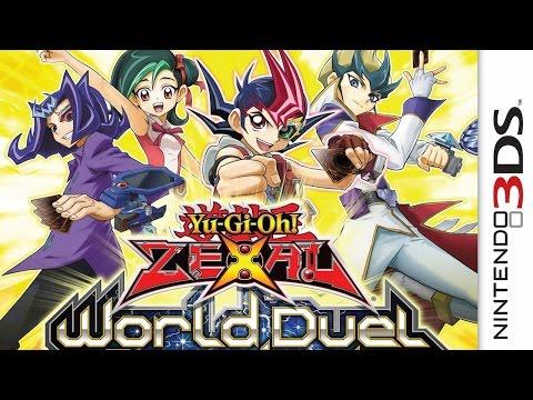 YuGiOh! ZEXAL World Duel Carnival  Gameplay Nintendo 3DS 60 FPS 1080p