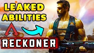 ALL ABILITIES leaked for RECKONER - NEW Apex Legends Funny & Epic Moments #152