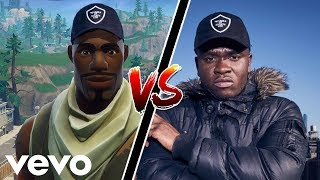 MAN'S NOT HOT - Official Fortnite Videoclip (lol)