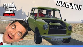 Mr Bean Finns I Gta 5