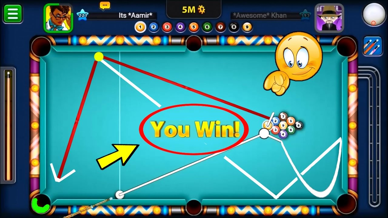 how to win 9 ball pool on break