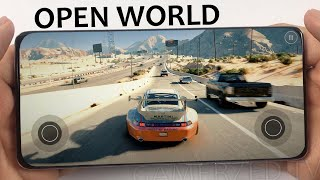 TOP 10 NEW OPEN WORLD GAMES FOR ANDROID & IOS IN 2020/2021 | ULTRA GRAPHICS GAMES