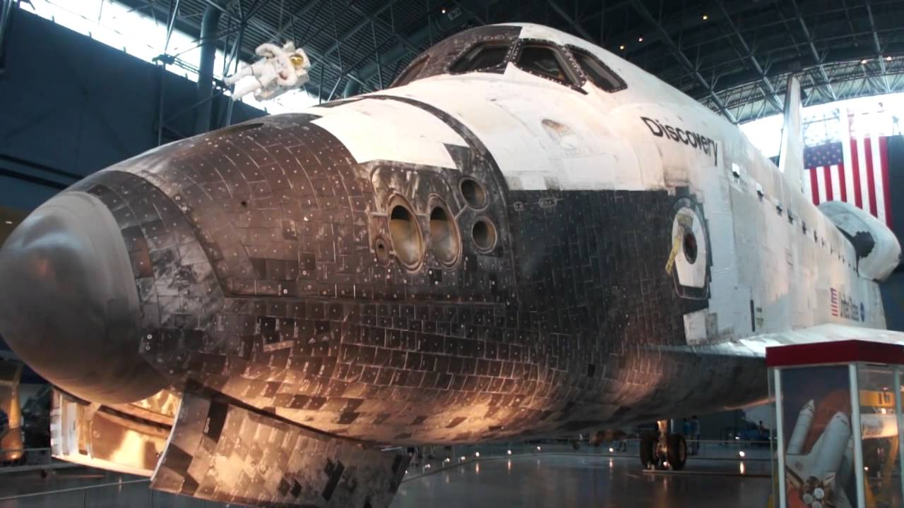 who built space shuttle discovery - photo #42
