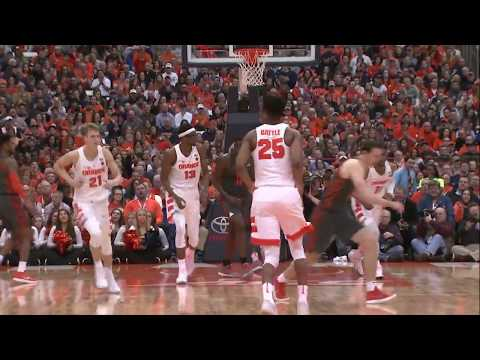 Highlights | Syracuse vs Clemson