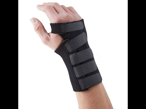 Splints and Braces that Work for Carpal Tunnel Syndrome