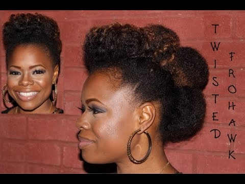 twisted frohawk - protective natural