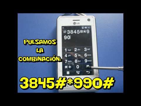 usar lg ku990i sin tarjeta SIM (todos los operadores) usar como IPod