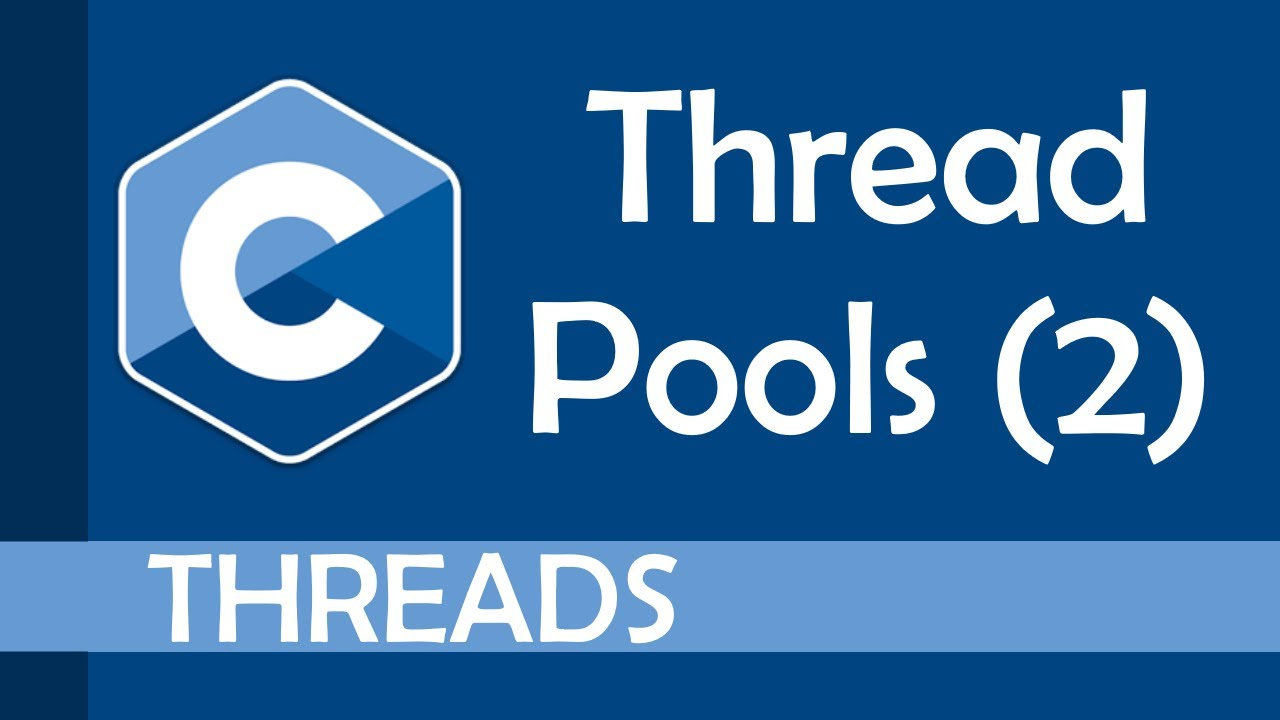 Thread Pools with function pointers in C