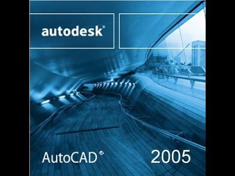 hướng dẫn cài đặt auto cad 2005  để  sử dụng phần mềm nova 2004 trên cad 2005