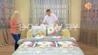 Комплект постельного белья «Попурри» domatv by