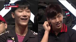Video (ENG) Hit The Stage - SHOWNU CUT (Ghost Prank) download MP3, 3GP, MP4, WEBM, AVI, FLV Agustus 2017