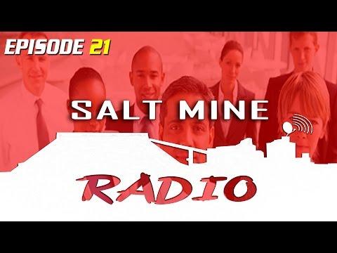 Salt Mine Radio Podcast - 21 Embrace The Ensemble